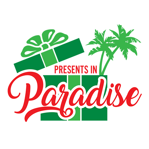 Presents in Paradise Logo